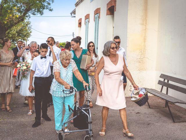 Le mariage de David et Cécile à Carro, Bouches-du-Rhône 56