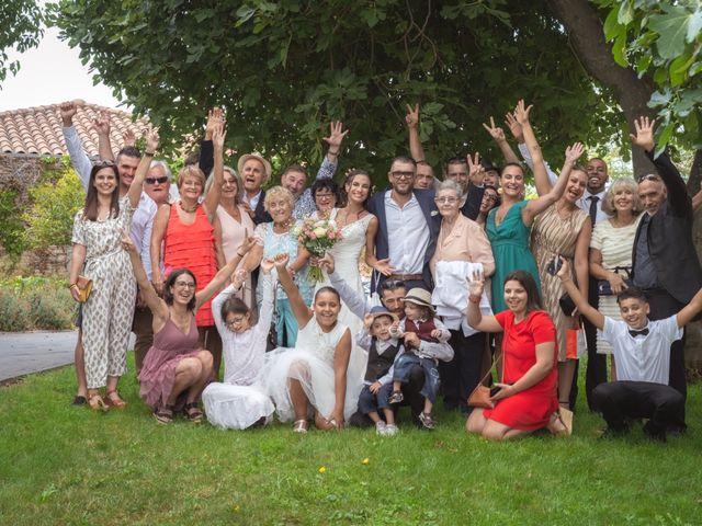 Le mariage de David et Cécile à Carro, Bouches-du-Rhône 58