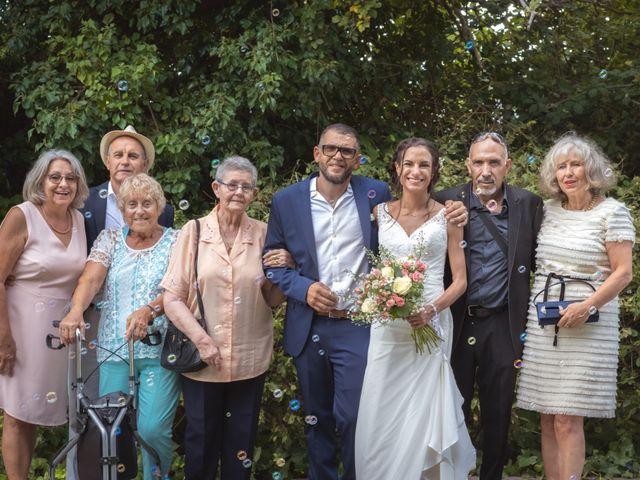 Le mariage de David et Cécile à Carro, Bouches-du-Rhône 59