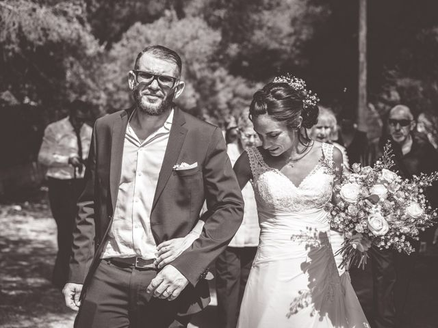 Le mariage de David et Cécile à Carro, Bouches-du-Rhône 61