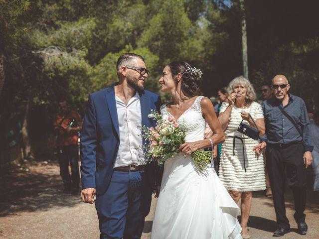 Le mariage de David et Cécile à Carro, Bouches-du-Rhône 62