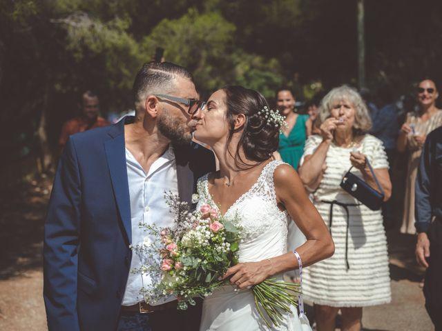Le mariage de David et Cécile à Carro, Bouches-du-Rhône 63