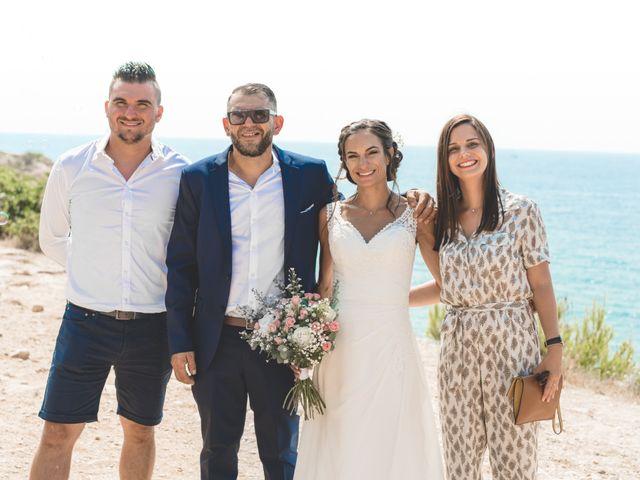 Le mariage de David et Cécile à Carro, Bouches-du-Rhône 70