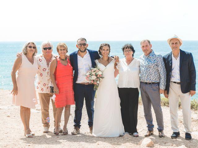 Le mariage de David et Cécile à Carro, Bouches-du-Rhône 72