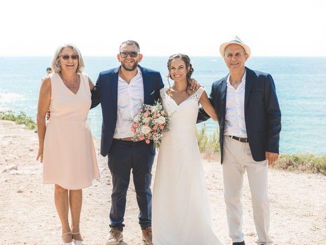Le mariage de David et Cécile à Carro, Bouches-du-Rhône 73