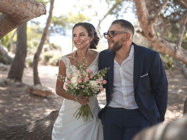 Le mariage de David et Cécile à Carro, Bouches-du-Rhône 80
