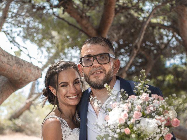 Le mariage de David et Cécile à Carro, Bouches-du-Rhône 81