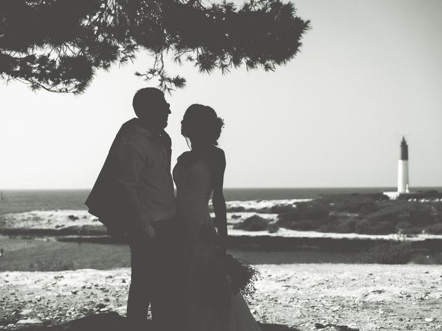 Le mariage de David et Cécile à Carro, Bouches-du-Rhône 86