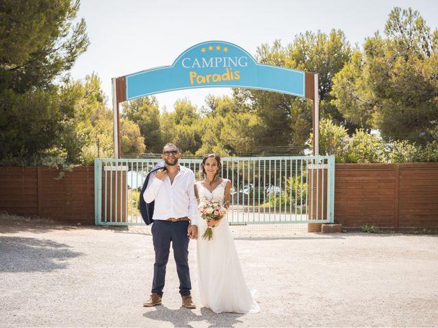 Le mariage de David et Cécile à Carro, Bouches-du-Rhône 89