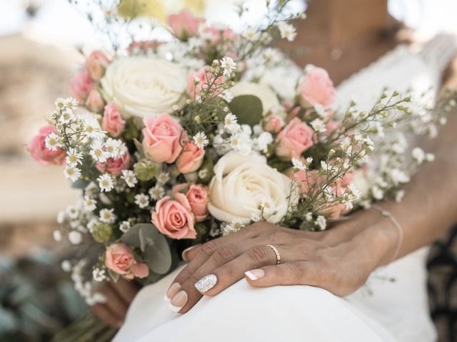 Le mariage de David et Cécile à Carro, Bouches-du-Rhône 93