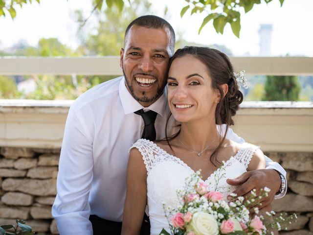 Le mariage de David et Cécile à Carro, Bouches-du-Rhône 94