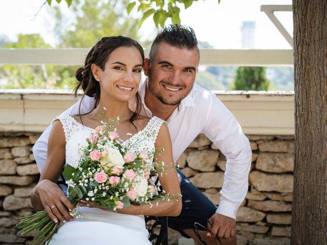 Le mariage de David et Cécile à Carro, Bouches-du-Rhône 95