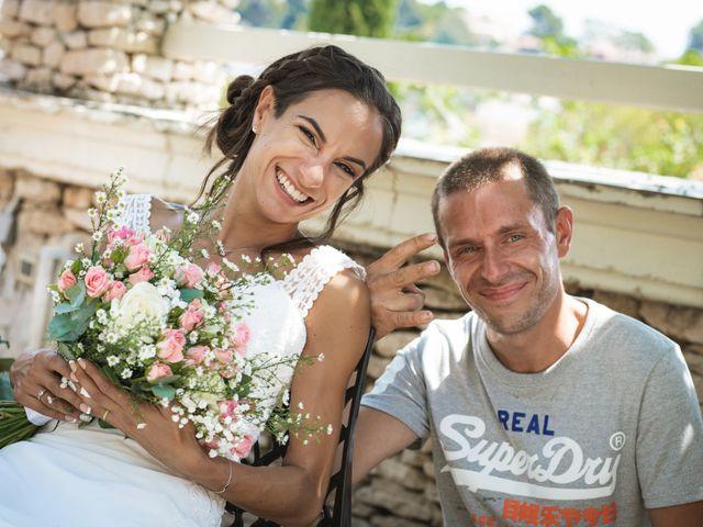 Le mariage de David et Cécile à Carro, Bouches-du-Rhône 96