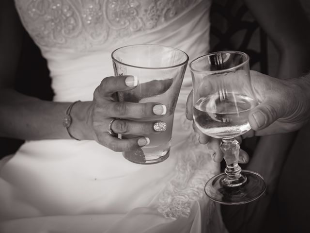 Le mariage de David et Cécile à Carro, Bouches-du-Rhône 106