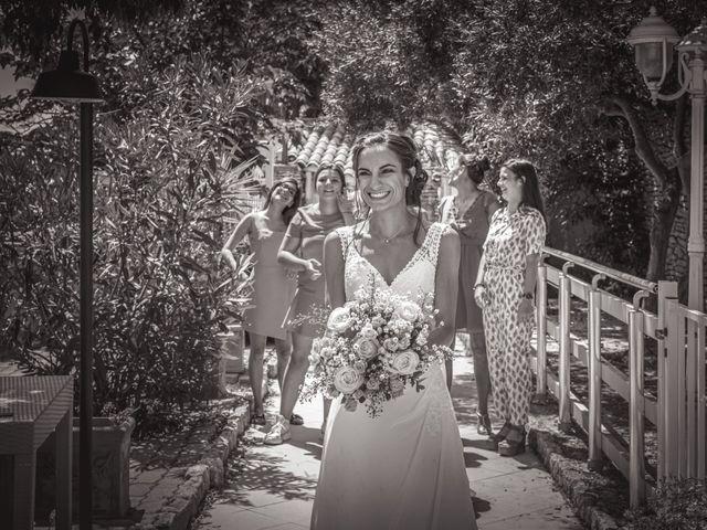 Le mariage de David et Cécile à Carro, Bouches-du-Rhône 114