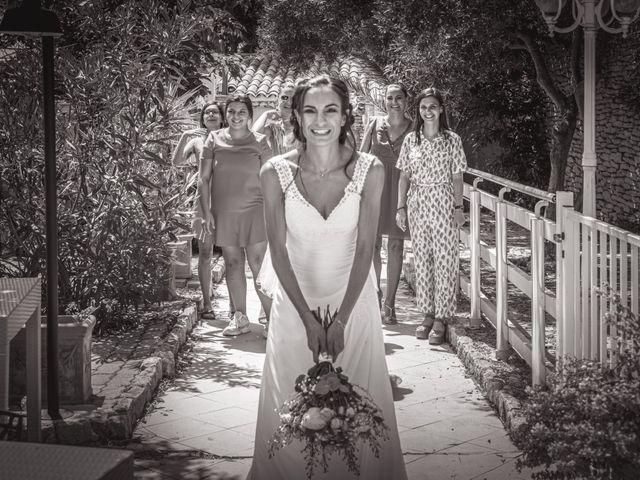 Le mariage de David et Cécile à Carro, Bouches-du-Rhône 115