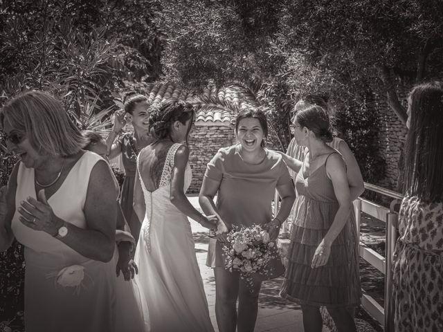 Le mariage de David et Cécile à Carro, Bouches-du-Rhône 119