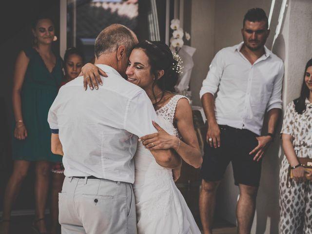 Le mariage de David et Cécile à Carro, Bouches-du-Rhône 160