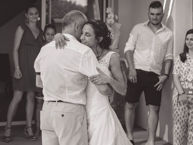 Le mariage de David et Cécile à Carro, Bouches-du-Rhône 161