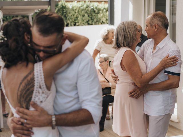 Le mariage de David et Cécile à Carro, Bouches-du-Rhône 170