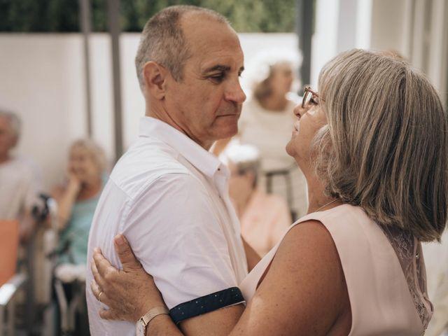 Le mariage de David et Cécile à Carro, Bouches-du-Rhône 171
