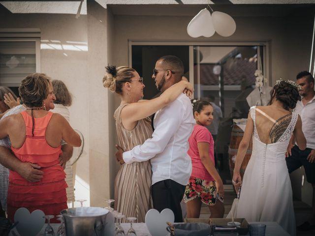Le mariage de David et Cécile à Carro, Bouches-du-Rhône 173