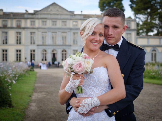 Le mariage de Floriane et Adrien