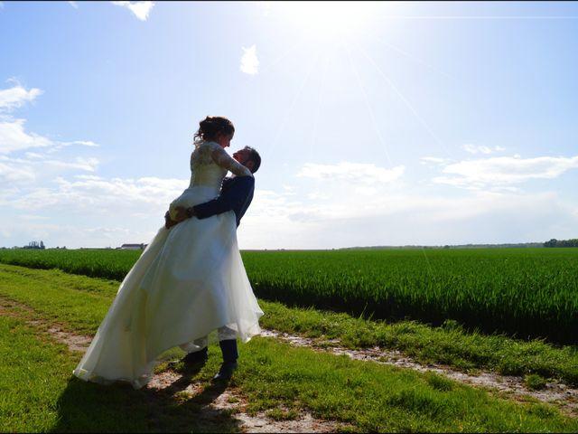 Le mariage de Fabien et Aude