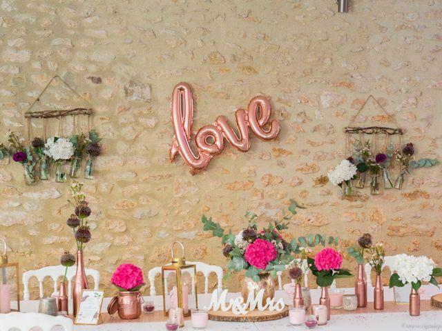 Le mariage de Tony et Samantha à Soisy-Bouy, Seine-et-Marne 4