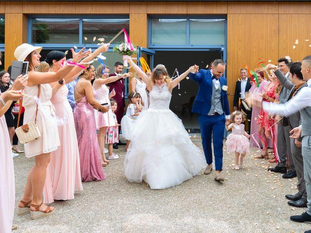 Le mariage de Tony et Samantha à Soisy-Bouy, Seine-et-Marne 10