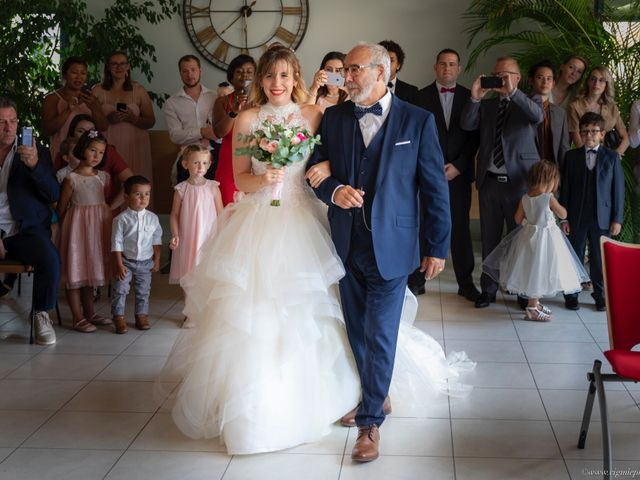 Le mariage de Tony et Samantha à Soisy-Bouy, Seine-et-Marne 15