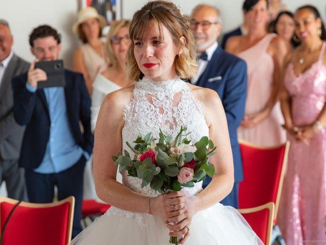 Le mariage de Tony et Samantha à Soisy-Bouy, Seine-et-Marne 18