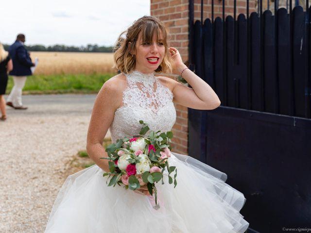 Le mariage de Tony et Samantha à Soisy-Bouy, Seine-et-Marne 21