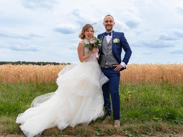 Le mariage de Tony et Samantha à Soisy-Bouy, Seine-et-Marne 24