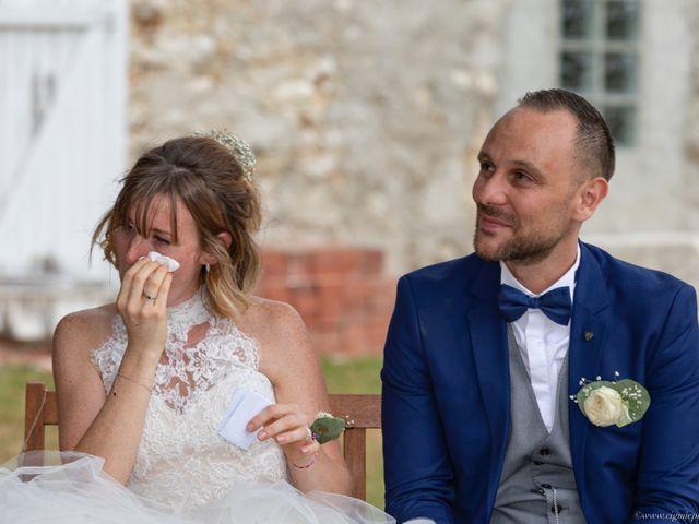 Le mariage de Tony et Samantha à Soisy-Bouy, Seine-et-Marne 30