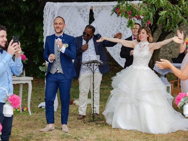 Le mariage de Tony et Samantha à Soisy-Bouy, Seine-et-Marne 34
