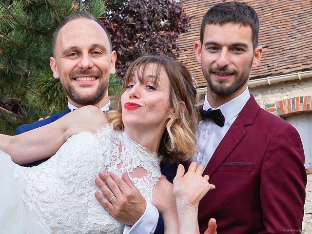 Le mariage de Tony et Samantha à Soisy-Bouy, Seine-et-Marne 45