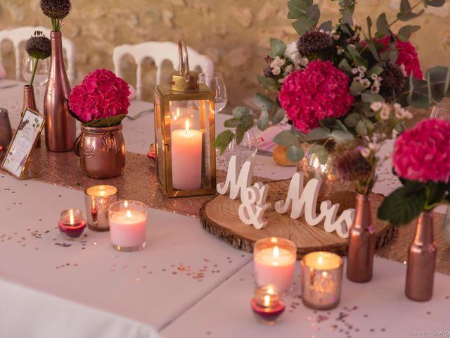 Le mariage de Tony et Samantha à Soisy-Bouy, Seine-et-Marne 50