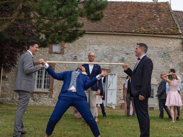 Le mariage de Tony et Samantha à Soisy-Bouy, Seine-et-Marne 56