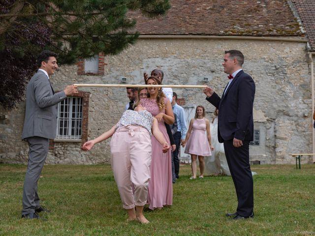 Le mariage de Tony et Samantha à Soisy-Bouy, Seine-et-Marne 57