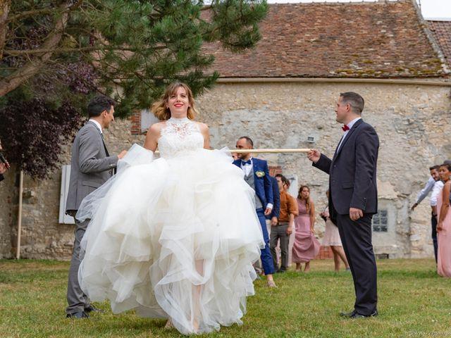 Le mariage de Tony et Samantha à Soisy-Bouy, Seine-et-Marne 58