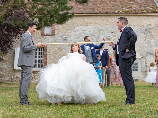 Le mariage de Tony et Samantha à Soisy-Bouy, Seine-et-Marne 59