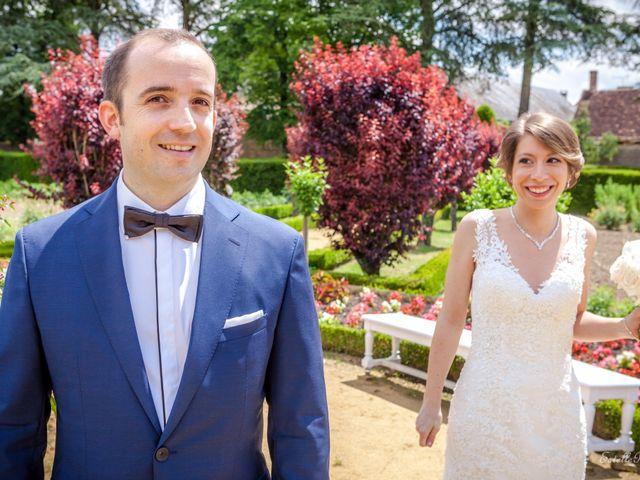 Le mariage de Pierre Vincent et Anne à Bouges-le-Château, Indre 2