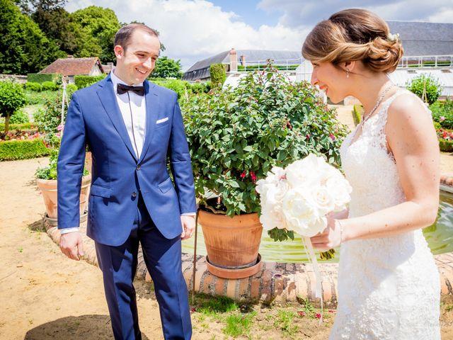 Le mariage de Pierre Vincent et Anne à Bouges-le-Château, Indre 6