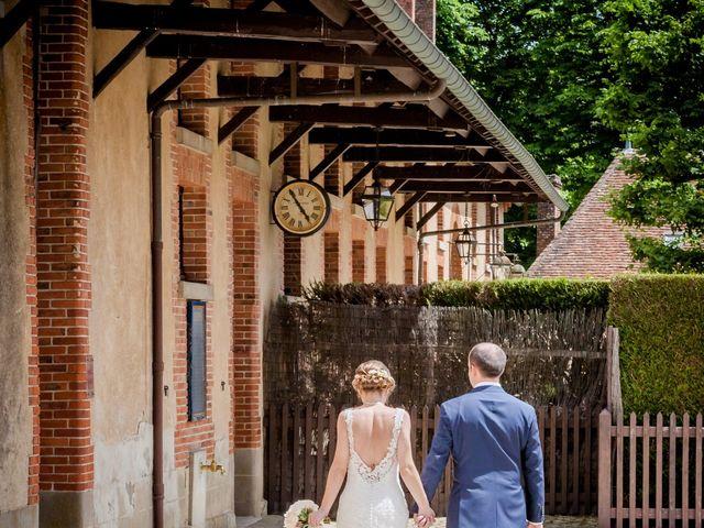 Le mariage de Pierre Vincent et Anne à Bouges-le-Château, Indre 7