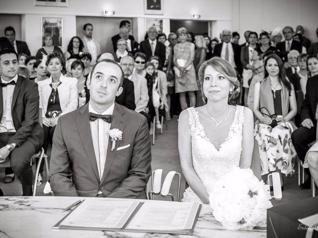 Le mariage de Pierre Vincent et Anne à Bouges-le-Château, Indre 11