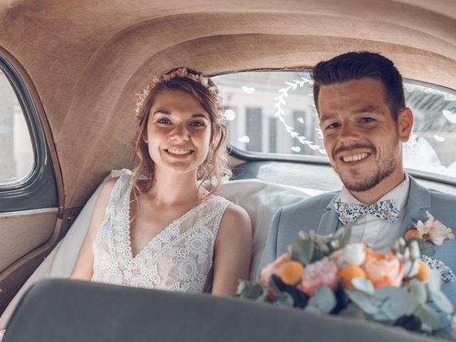 Le mariage de Alexandre et Mélanie à Vendôme, Loir-et-Cher 17