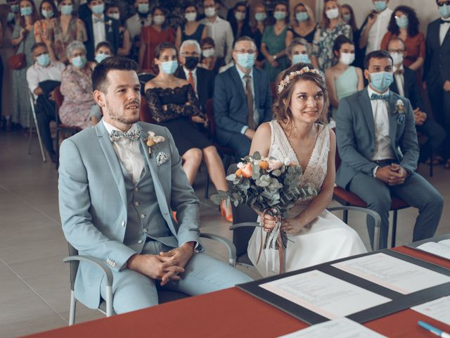Le mariage de Alexandre et Mélanie à Vendôme, Loir-et-Cher 18
