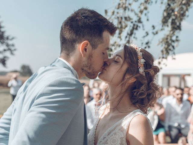 Le mariage de Alexandre et Mélanie à Vendôme, Loir-et-Cher 22
