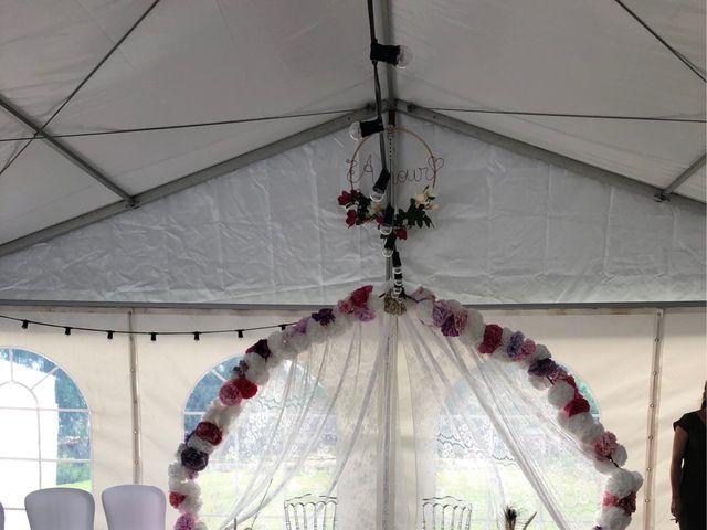 Le mariage de Simon et Lorelei  à Boz, Ain 4